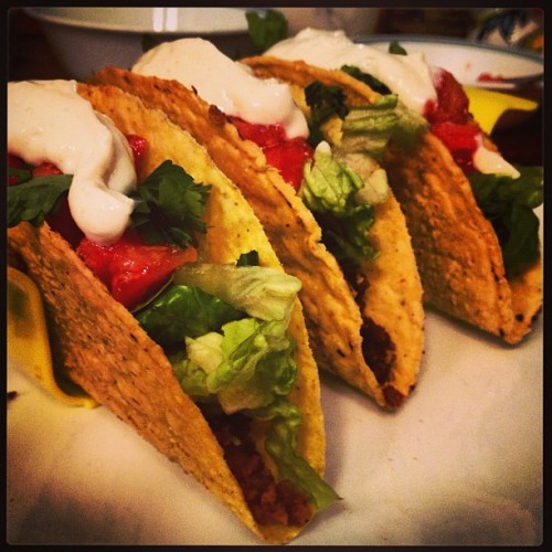 Vegan Taco Night!  #vegan #taco #whatveganseat #veganfoodshare #vegansofig