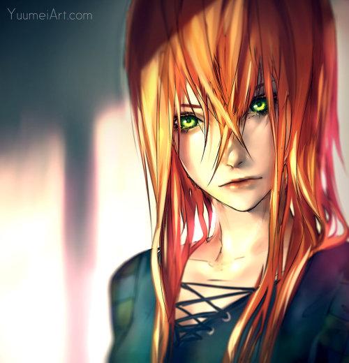 Yuumei Fisheye Placebo Robin Soloviev Anime Art Anime Girl Beautiful Anime Girl Cute Anime Girl Kawaii Anime Girl Sunlight