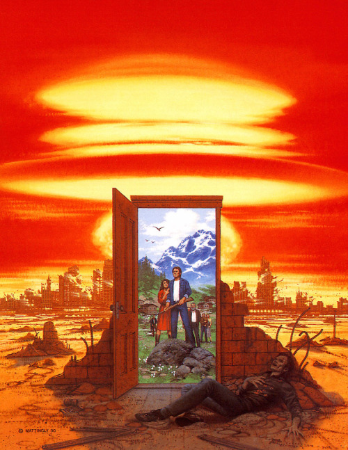 joderquebuenoes:  The world next door, por David Mattingly
