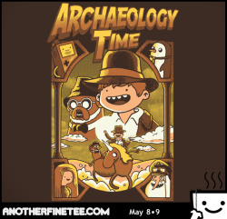 Archaeology Time! by: Fuacka