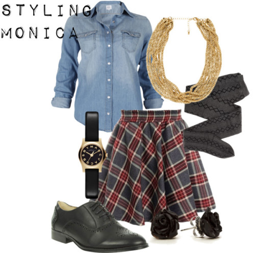 Untitled #638 by stylingmonica featuring cielo jeans