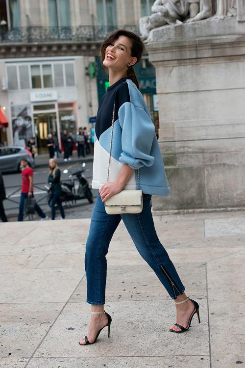 fashion street style PFW paris street style
