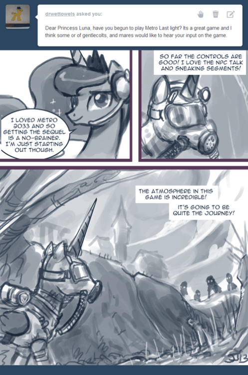 Ask Princess Molestia #325
