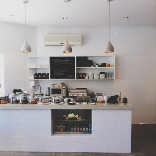 iamlillian:  Studio Bomba coffee bar.