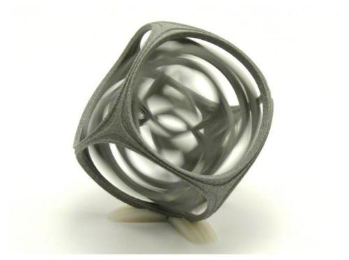 (via The 10 Most Favorited 3D Printed Products of 2012 on Shapeways - Shapeways Blog on 3D Printing News & Innovation)