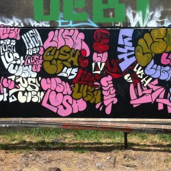 lushsux:  Mini graffiti fill… #graffiti #graffitiart