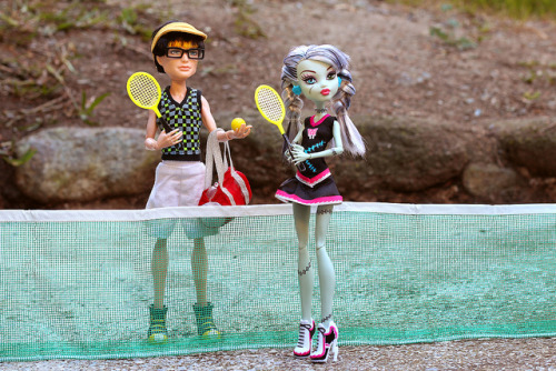 marikosusie:  Tennis Match on Flickr.