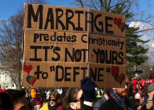 dduane:  snitchesbecray:  motegs:  By far one of my FAVORITE signs I've seen this week!  aw snap. I love the smell of logic in the afternoon  Yep.