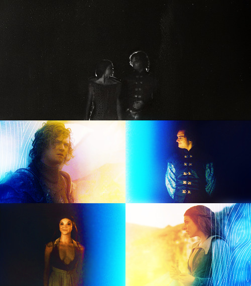 """They could be twins, Cersei thought as she watched them. Ser Loras was a year older than his sister, but they had the same big brown eyes, the same thick brown hair fal ing in lazy ringlets to their shoulders, the same smooth unblemished skin. A ripe crop of pimples would teach them some humility. Loras was taller and had a few wisps of soft brown fuzz on his face, and Margaery had a woman's shape, but elsewise they were more alike than she and Jaime. That annoyed her too. "" - Cersei,  A Feast For Crows"