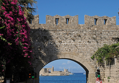 Rhodos, Greece