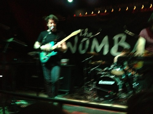 lethaljuice:  I still can't believe that I was so close to The Wombats!!!  I was right by youuu