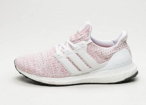 adidas Ultra Boost 4.0 'Candy Cane' White Scarlet Red For Sale
