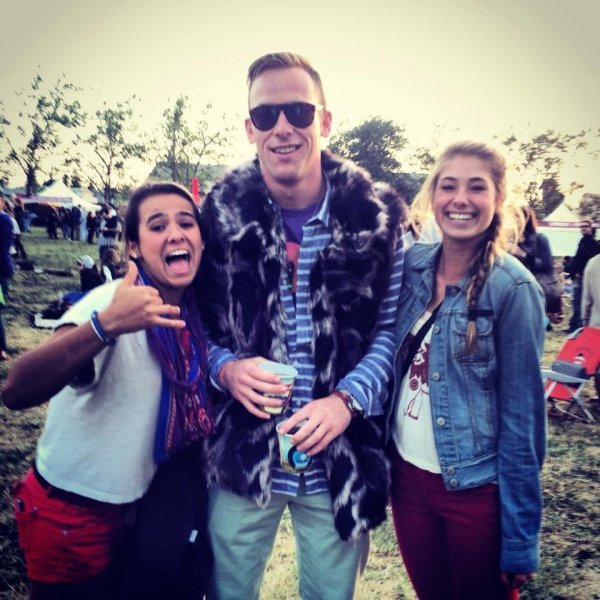 collegehumor:  These Girls Thought They Met Macklemore That's just the thrift shop version.  This is messed up but also very hilarious.
