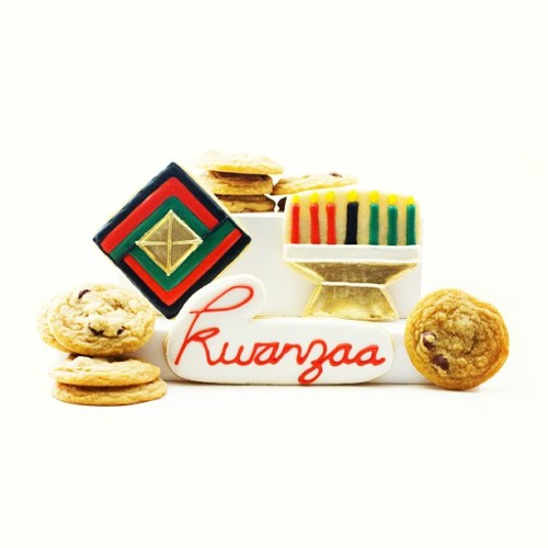 Kwanzaa cookies anyone? #tmbcookies