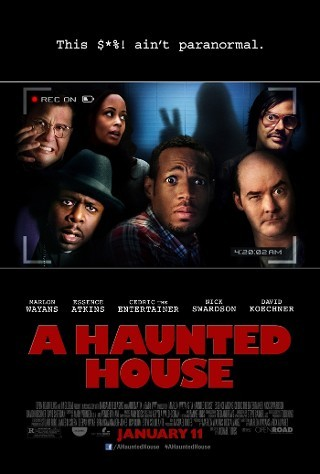 I am watching A Haunted House                                      Check-in to               A Haunted House on GetGlue.com