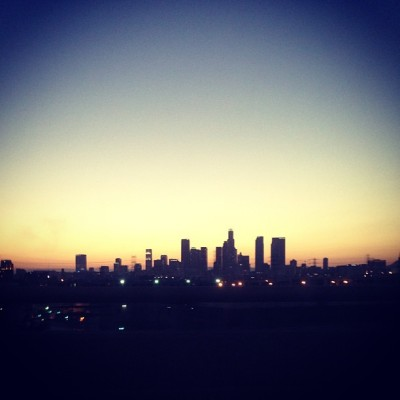 I love you #LosAngeles🌆.  (at Los Angeles)