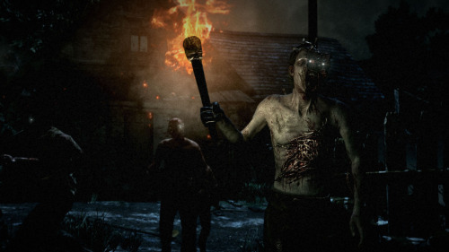 gamefreaksnz:  Bethesda releases debut 'The Evil Within' screens  Bethesda Softworks has released the first screenshots and concept art from The Evil Within.