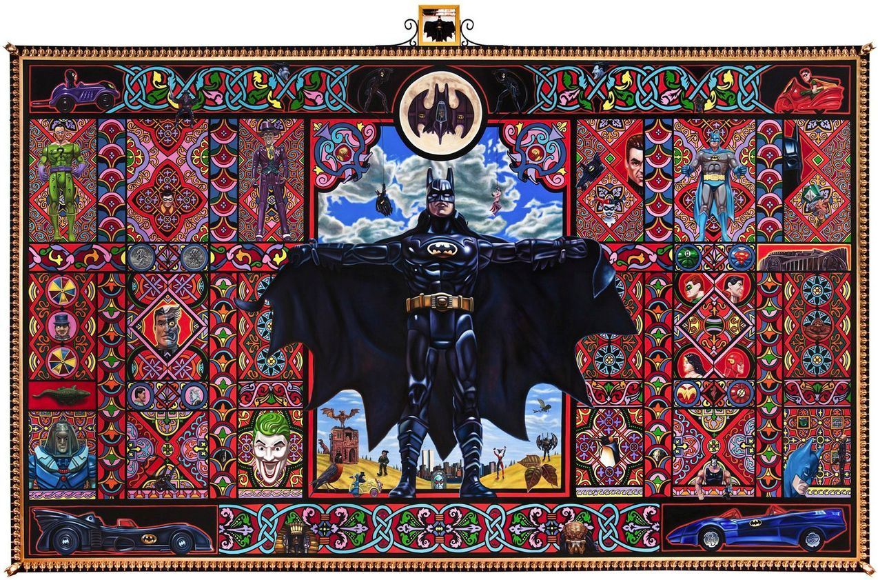 nevver:  Holy Batman (larger)