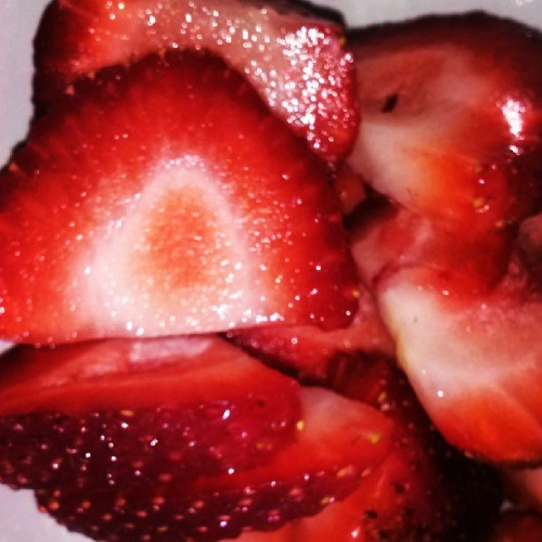 #strawberries #extremecloseups