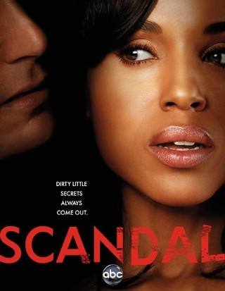 "I'm watching Scandal    ""OMG""                      145 others are also watching.               Scandal on GetGlue.com"