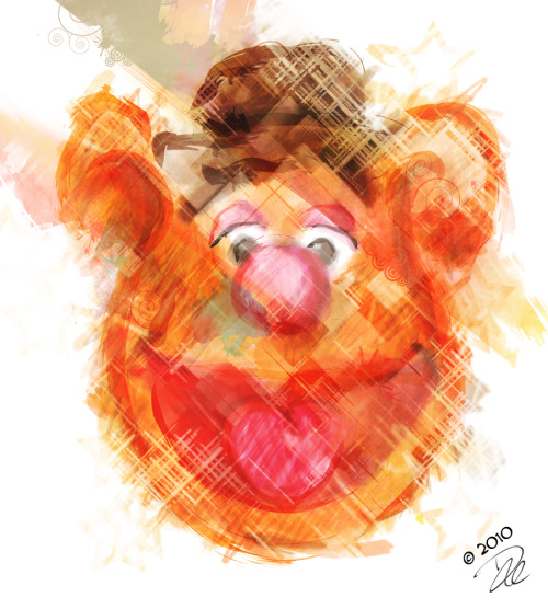 Wocka Wocka by ~dhulteen Dave is one of my favorite Muppet artists! :D This is GORGEOUS!