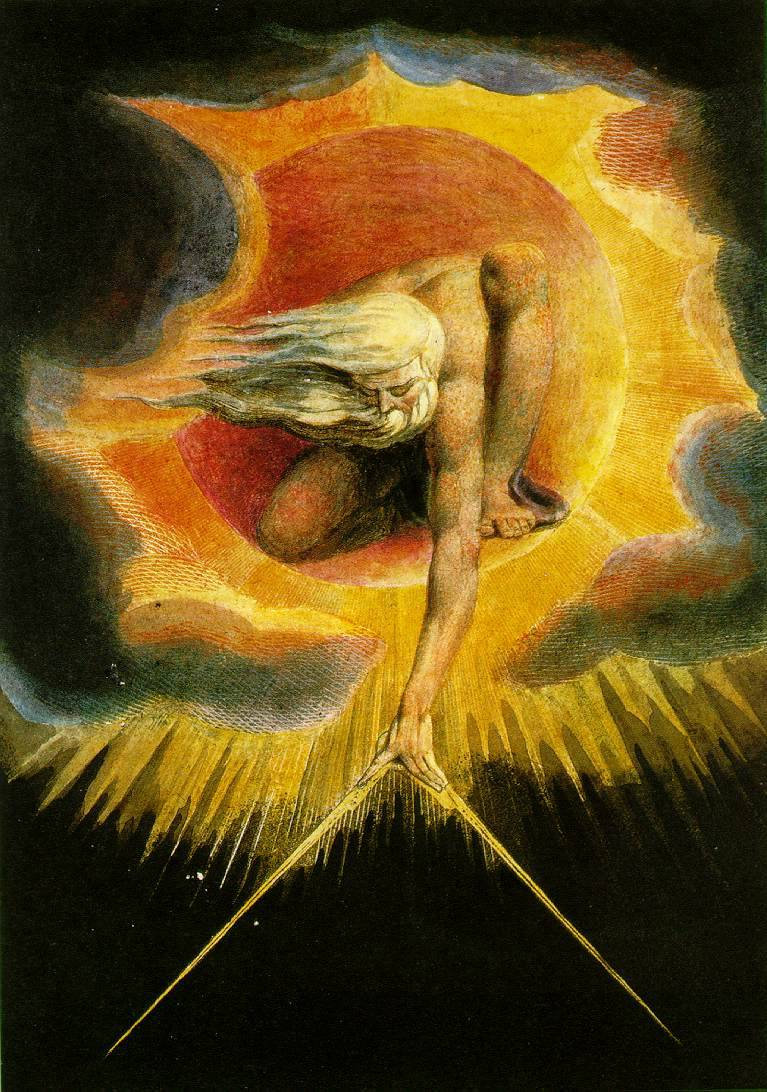 William Blake[Ancient of Days, 1794]