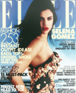 Selena Gomez magazine covers, 2011 - 2013