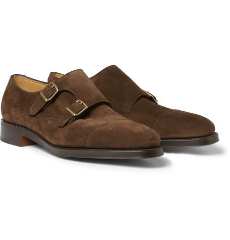 One monk to rule them all. John Lobb from Mr. Porter.