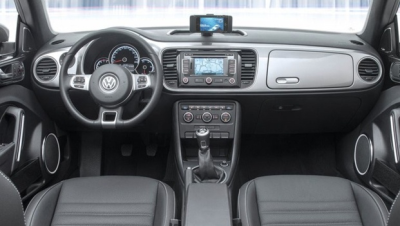 Volkswagen has taken the wraps off the new iBeetle; a car that takes iPhone integration to a whole new level. [link]