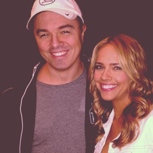 Jessica barth dating seth macfarlane