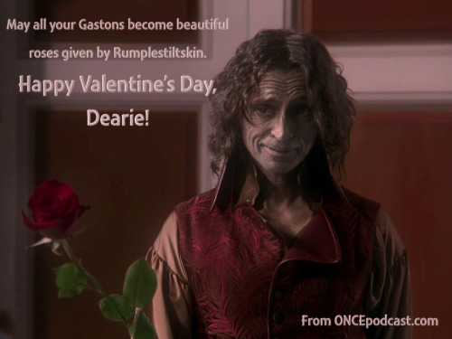 Happy Valentine's Day! From your friends at ONCE podcast.