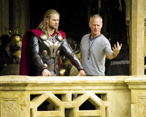 First Official Image: THOR: THE DARK WORLD | CBM