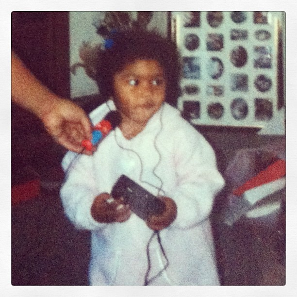 Serious about my music #tbt