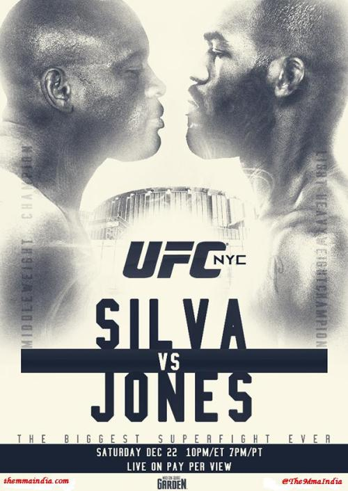 Anderson Silva Vs. Jon Jones  Dana Make It Happen.