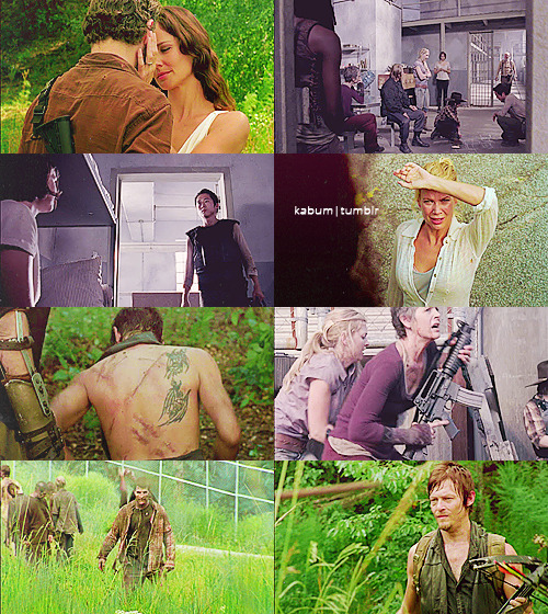 "Screencap TWD | ""Home"""