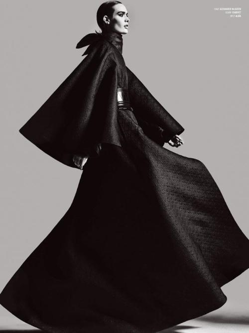 timeless-couture:  Pump Up The Volume Sam Rollinson photographed by Kacper Kasprzyk for V Magazine #83 Spring 2013