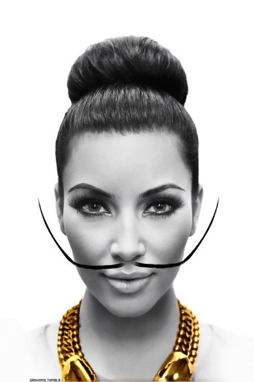 gay4kimk:  Moustache edition - Part I
