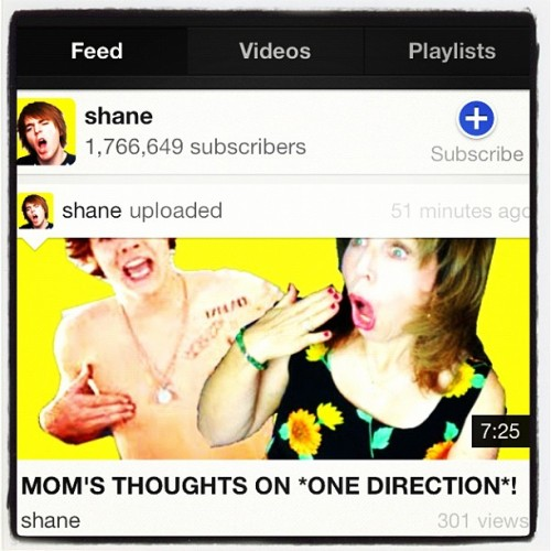 New vlog! My moms thoughts on 1D!