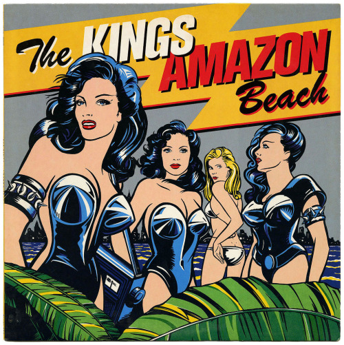 Amazon Beach, The Kings by Bart&Co. http://flic.kr/p/e5mWE5