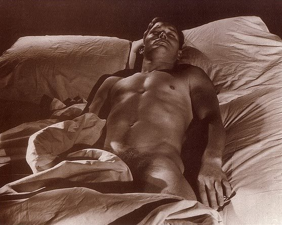 1bohemian:  Bill Harris, 1945 by George Platt Lynes