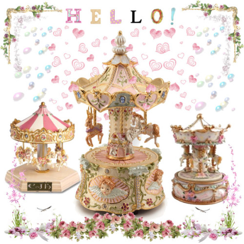 "Hello Carousel by enchanting-muse on PolyvoreExclamation point - Wood Symbol - Light Turquoise - typography / The Letter O Whimsical funky Art Print / Liberty Print Letters Purple Elysian Liberty Print Letter H Motif, $13 / Juma\ Farms Wood Letters 6"" - ""Single Letter E"" / Full Shot / Tatutina Wooden Letter - L - Pastel"