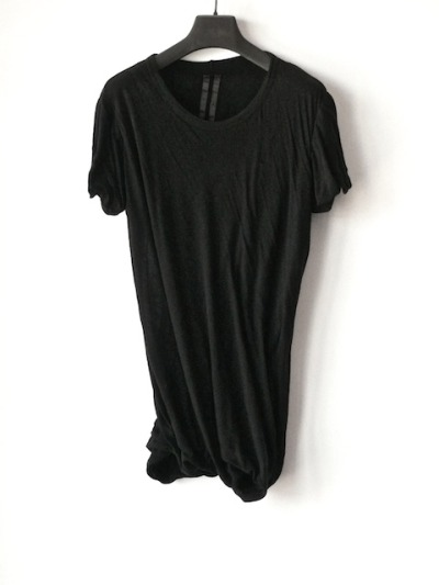 shadesofourlives:  Rick Owens - Double Layer Tee.