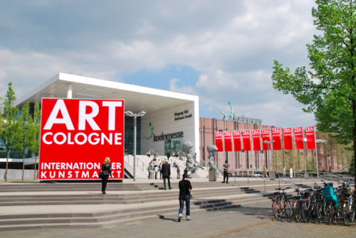 This Week in Art From Cologne to Brussels and Paris, check out which art fairs and gallery events we're looking forward to this week.