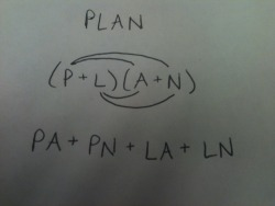 Your plan has now been foiled. MWAHAHA