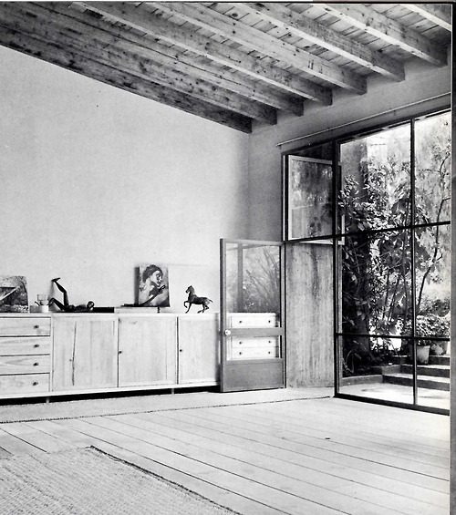 continuarte:   Workshop of Luis Barragan, 1948