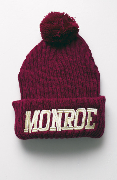 n-ataly:  i want one of these beanies ugh