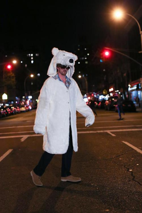 "humansofnewyork:  ""It's not a costume. It's a lifestyle."""