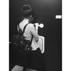 So convenient to have a urinal in the elevator. #ucr #art #elevator #gpoy #funny #thesmallthingsinlife (at Arts Building @ UCR)