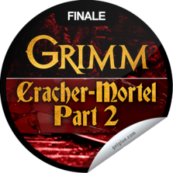 I just unlocked the Grimm: Goodnight, Sweet Grimm sticker on GetGlue                      7740 others have also unlocked the Grimm: Goodnight, Sweet Grimm sticker on GetGlue.com                  Can Monroe and Rosalee aid Nick in his investigation into the attacks involving the 'undead' in Portland? Thanks for tuning in to the season 2 finale of Grimm tonight! Share this one proudly. It's from our friends at NBC.
