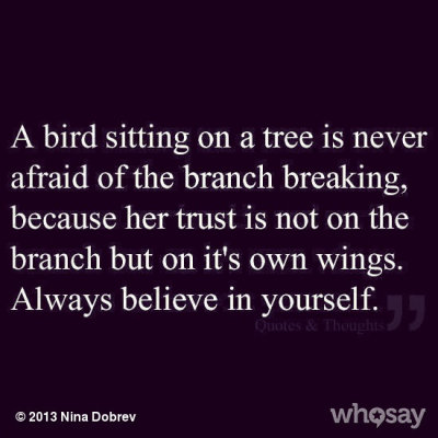 ninadobrev:  Picture Quote of the Day…. View more Nina Dobrev on WhoSay